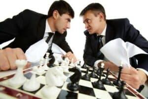 Auf Konfrontationskurs bei der Abmahnung im Wettbewerbsrecht