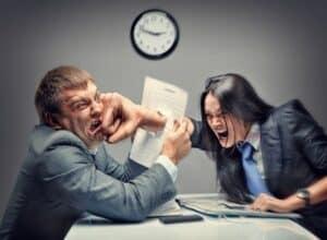 Wettbewerber schickt Abmahnung durch Anwalt zu